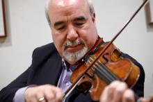 Concerts, March 16, 2018, 03/16/2018, Glenn Dicterow, Violinist