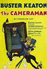 Films, December 09, 2017, 12/09/2017, Edward Sedgwick's The Cameraman (1928): Buster Keaton's First Starring Feature