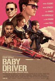 Films, February 16, 2018, 02/16/2018, Edgar Wright's Baby Driver (2017): Getaway Expert