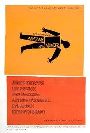 Films, December 07, 2017, 12/07/2017, Otto Preminger's Anatomy of a Murder (1959): Oscar-Nominated Mystery