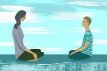 Films, December 04, 2017, 12/04/2017, Finding Inner Peace and Calmness through Meditation
