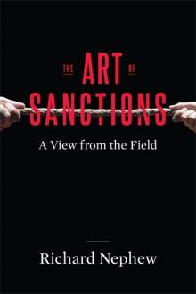 Author Readings, December 05, 2017, 12/05/2017, Richard Nephew discusses his book The Art of Sanctions