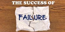 Symposiums, December 07, 2017, 12/07/2017, The Success of Failure: Perspectives from the Arts, Sciences, Humanities, Education, and Law