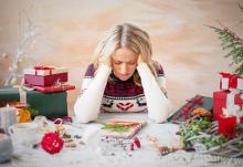 Talks, December 11, 2017, 12/11/2017, Stressed Out About the Holidays?