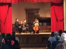 Concerts, December 02, 2017, 12/02/2017, Barnard-Columbia-Juilliard Recital
