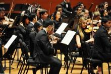 Concerts, December 03, 2017, 12/03/2017, Columbia University Orchestra performs works by Barber, Brahms, Strauss