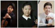 Concerts, December 06, 2017, 12/06/2017, Piano Trio Works by Brahms, Piazzolla