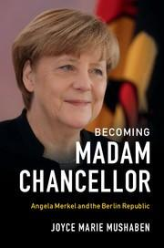 Author Readings, December 10, 2017, 12/10/2017, Joyce Mushaben discusses her book Becoming Madam Chancellor: Angela Merkel and the Transformation of United Germany