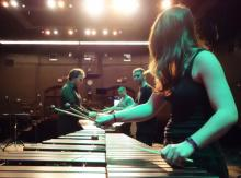 Concerts, December 02, 2017, 12/02/2017, NYU Percussion Chamber Music Ensemble