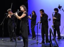 Dance Performances, December 04, 2017, 12/04/2017, NYU New Music and Dance Ensemble