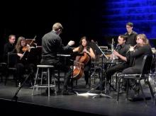 Concerts, December 10, 2017, 12/10/2017, NYU Contemporary Music Ensemble