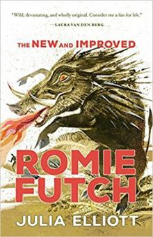Author Readings, December 08, 2017, 12/08/2017, Julia Elliott reads from her book The New and Improved Romie Futch