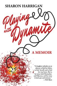 Author Readings, December 08, 2017, 12/08/2017, Sharon Harrigan discussses her book Playing with Dynamite
