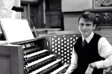 Concerts, December 31, 2017, 12/31/2017, Organ Recital: Nathan Lively
