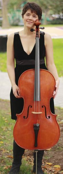 Concerts, December 01, 2017, 12/01/2017, Faculty Recital: Shanda Wooley, cello