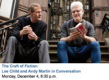 Discussions, December 04, 2017, 12/04/2017, The Craft of Fiction