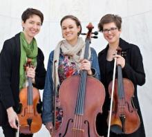 Concerts, January 12, 2018, 01/12/2018, By The Water: Music of Women Composers