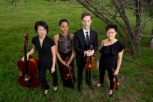 Concerts, December 09, 2017, 12/09/2017, The Argus Quartet presents works by contemporary composers