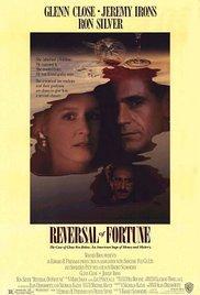 Films, January 26, 2018, 01/26/2018, Barbet Schroeder's Reversal of Fortune (1990): Oscar-Winning von Bülow Story