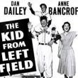 Films, January 08, 2018, 01/08/2018, Harmon Jones' The Kid from Left Field (1953): Sports Comedy