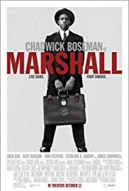Films, March 08, 2018, 03/08/2018, Reginald Hudlin's Marshall (2017): The Future Supreme Court Justice