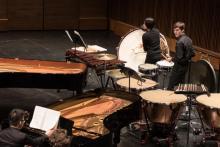 Concerts, January 08, 2018, 01/08/2018, ChamberFest: Brahms, Bax, Corigliano