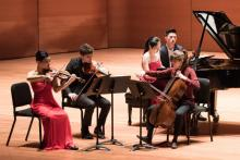 Concerts, January 09, 2018, 01/09/2018, ChamberFest: Brahms, Mozart, Arensky