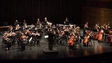 Concerts, January 20, 2018, 01/20/2018, MAP Wind Ensemble and Orchestra perform works by Holst, Bach, Wagner, Verdi