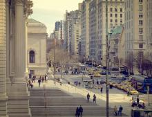 City Walks, January 27, 2018, 01/27/2018, MCNY and Carnegie Hill Walk