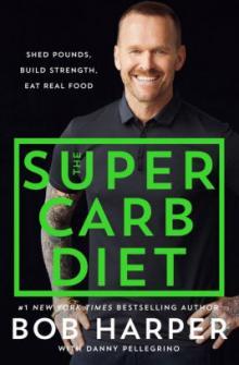 Author Readings, January 04, 2018, 01/04/2018, Bob Harper discusses his book The Super Carb Diet