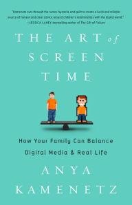 Author Readings, January 31, 2018, 01/31/2018, Anya Kamenetz discusses her book The Art of Screen Time: How Your Family Can Balance Digital Media and Real Life