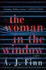 Author Readings, January 03, 2018, 01/03/2018, A.J. Finn discusses his book The Woman in the Window