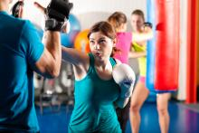 Workshops, January 10, 2018, 01/10/2018, Self-Defense Workshop with Pop Gym