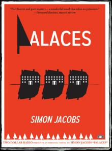 Author Readings, January 20, 2018, 01/20/2018, Simon Jacobs discusses his book Palaces