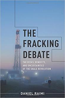 Author Readings, January 17, 2018, 01/17/2018, Daniel Raimi discusses his book The Fracking Debate