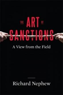 Author Readings, January 30, 2018, 01/30/2018, Richard Nephew discusses his book The Art of Sanctions: A View from the Field