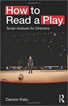 Author Readings, January 19, 2018, 01/19/2018, Damon Kiely reads from his book How to Read a Play