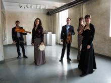 Concerts, January 04, 2018, 01/04/2018, Nowell Sing We: A Medieval Celebration