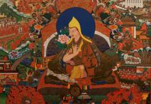 Opening Receptions, January 11, 2018, 01/11/2018, The Lives of the Dalai Lama: Print Works
