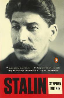 Author Readings, February 07, 2018, 02/07/2018, Stephen Kotkin discusses his book Stalin: Paradoxes of Power, 1878-1928