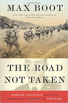 Author Readings, February 21, 2018, 02/21/2018, Max Boot discusses his book The Road Not Taken