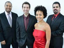 Concerts, February 22, 2018, 02/22/2018, The Grammy-winning Harlem Quartet performs works by Debussy and others