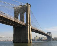 Hikes, March 03, 2018, 03/03/2018, 45th Great Manhattan Bridges Walk