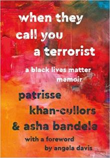 Author Readings, January 16, 2018, 01/16/2018, Patrisse Khan-Cullors discusses her book When They Call You a Terrorist: A Black Lives Matter Memoir