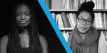 Discussions, January 22, 2018, 01/22/2018, Theater Talks: Playwrights Aleshea Harris and Jackie Sibblies Drury
