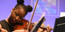Concerts, February 15, 2018, 02/15/2018, Harlem Chamber Players' Black History Month Concert