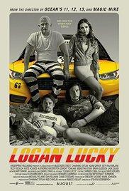 Films, February 02, 2018, 02/02/2018, Steven Soderbergh's Logan Lucky (2017): NASCAR Heist