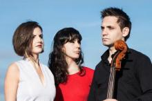 Concerts, February 15, 2018, 02/15/2018, Trio Immersio performs works by Beethoven, Ravel