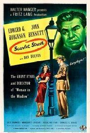 Films, January 18, 2018, 01/18/2018, Fritz Lang's Scarlet Street (1945): Hitting the Mark