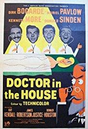 Films, January 25, 2018, 01/25/2018, Ralph Thomas's Doctor in the House  (1954): Raucous Med Students